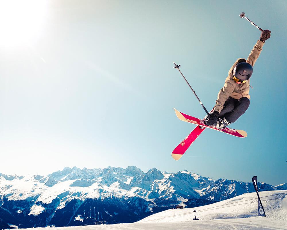 Lesiones frecuentes en el esquí